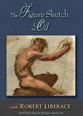 The Figure Sketch in Oil