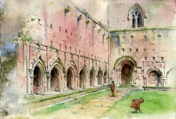 Robert-Liberace-Scottish-Abbey